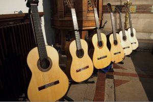 Classical Guitar Retreat, Cumbrae, 2016